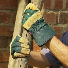 Thermal Lined Men's Garden Gloves