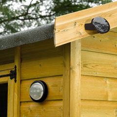 Solar Multi Use Shed Light