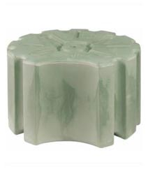 Moss Green Beehive Water Butt Stand