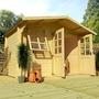 BillyOh Pathfinder Lodge Log Cabin 11'x12'