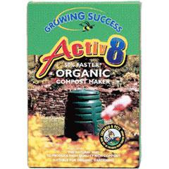 Activ8 Organic Compost Maker 2.7KG