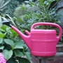 Watering Can 10Ltr Pink