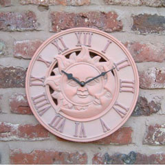 Sun/ Moon Clock