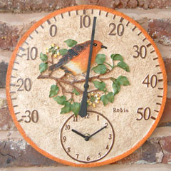 Robin Dial Thermometer