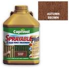 Cuprinol Ducksback Sprayable -  Autumn Brown 5L