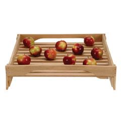 Wooden Apple Tray