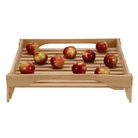 Wooden Apple Tray