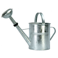 Galvanised Watering Can 5 Litres