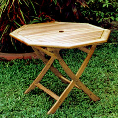 Alsace Octagonal Table