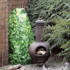 Camouflage Chiminea Cover