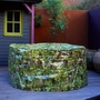 Camouflage Circular Table Cover (4-6 seater)