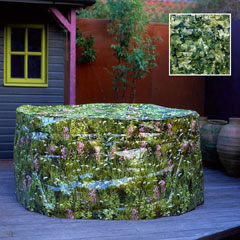 Camouflage Round Patio Set Cover