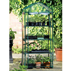 Botanico 4 Tier Mini Greenhouse