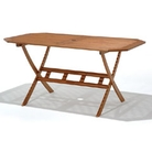 Kingsbury FSC Oblong Table