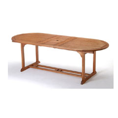 Kingsbury FSC Extending Table