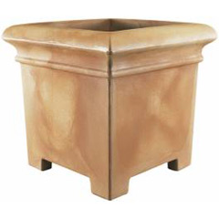 Traditional Square Pot