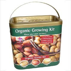 Organic Potato Growing Kit