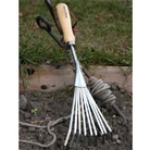 Burgon and Ball Stainless Shrub Rake