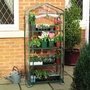 Gardman 4 Tier Greenhouse with FREE Multipurpose Cover