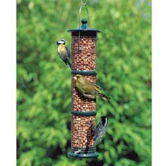 Nuttery Large Nut Bird Feeder