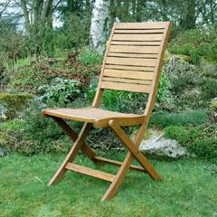 San Fernando FSC Folding Garden Chair