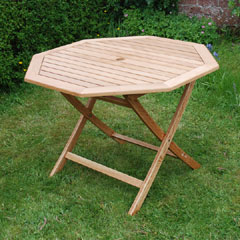 Almondvale White Oak Table