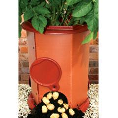 Barrel Potato Planter