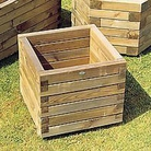 FSC Elite Square Planter