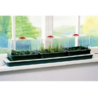 Triple Top Heated Windowsill Propagator