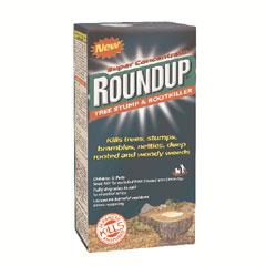 Roundup Tree Stump And Rootkiller 250ml