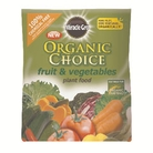Miracle-Gro Organic Choice Fruit And Vegetables Plant Food 1.5kg