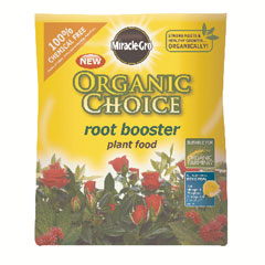 Miracle-Gro Organic Choice Root Booster Plant Food 1.5kg