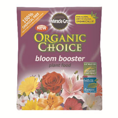 Miracle-Gro Organic Choice Bloom Booster Plant Food 1.5kg