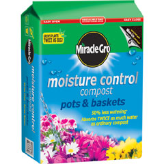 Miracle-Gro Moisture Control Compost 8 Litre
