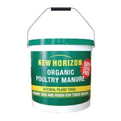 Organic Pelleted Chicken Manure