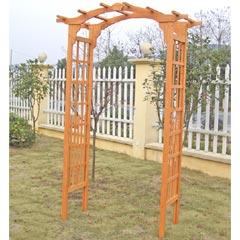Laburnum FSC Fir Garden Arch