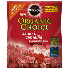 Miracle-Gro Organic Choice Azalea Camelia & Rhododendron Plant Food 1.5Kg
