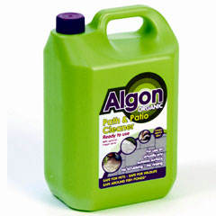 Algon Organic Patio And Path Cleaner 5 L Ready To Use