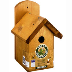 Chapelwood Cedar Multi Hole Nesting Box