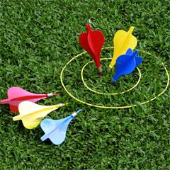 Lawn Dart Garden Game