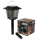 Solar Powered Flying Insect Killer