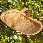 Tradtional Style Trugs - Set Of Three