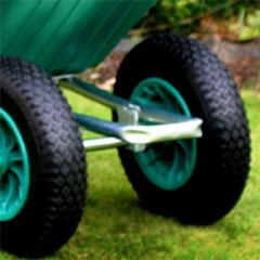 Duo Kit For County Wheelbarrows