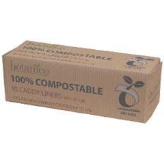 Biodegradable Liner  For 5 Litre Kitchen Caddy - 10 Pack