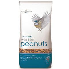 Chapelwood Bird Food - Premium Peanuts 2kg