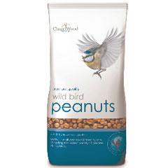Chapelwood Bird Food - Premium Peanuts 12.75kg