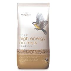 Chapelwood Bird Food - High Energy No Mess Seed 5kg