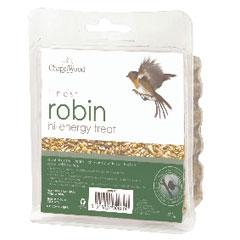 Chapelwood Bird Food - Robin Suet Treat