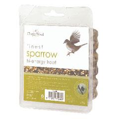 Chapelwood Chapelwood Bird Food - Sparrow Suet Treat