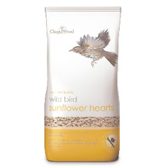 Chapelwood Bird Food - Sunflower Hearts 1.8kg